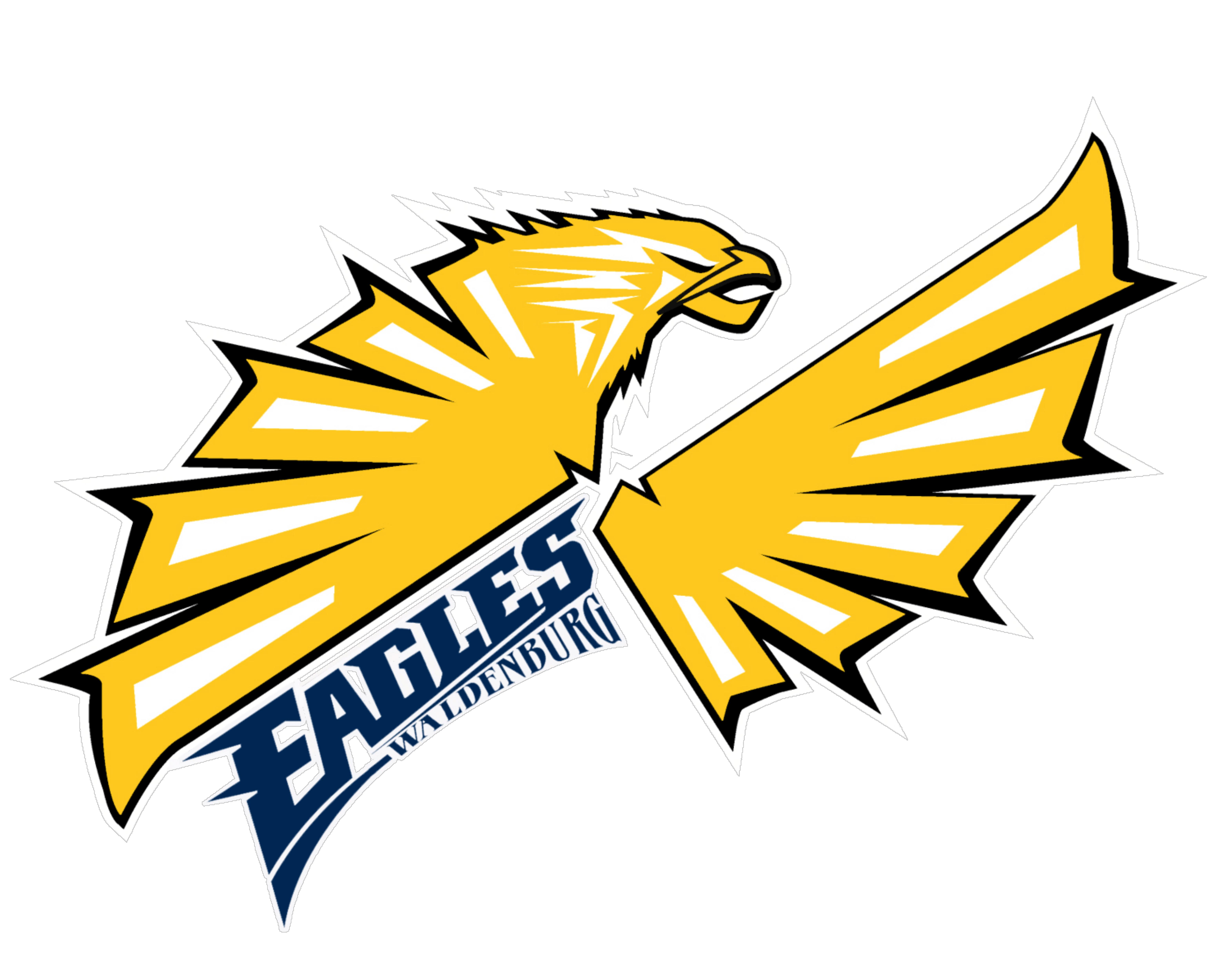 Teamfoto: Eagles-Logo